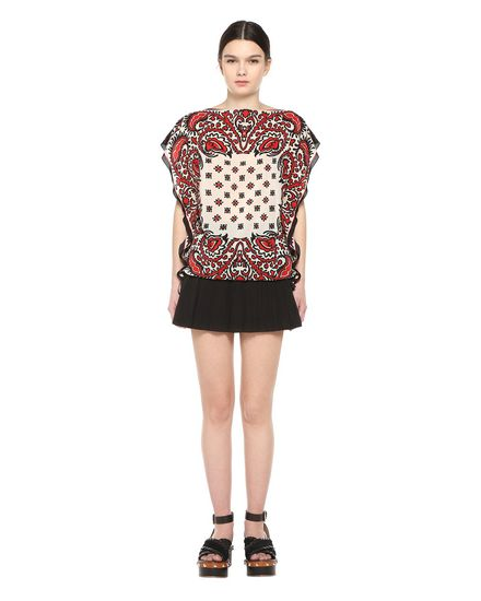 REDValentino Top Woman PR0AE0R03ML C61 f
