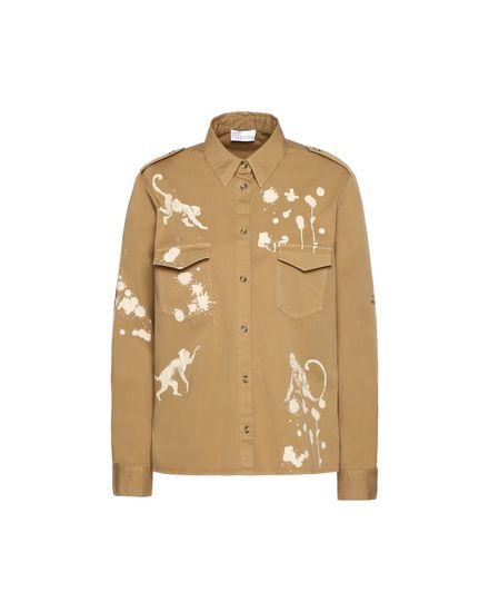 REDValentino Shirt Woman PR0AB1L03MH 05S a