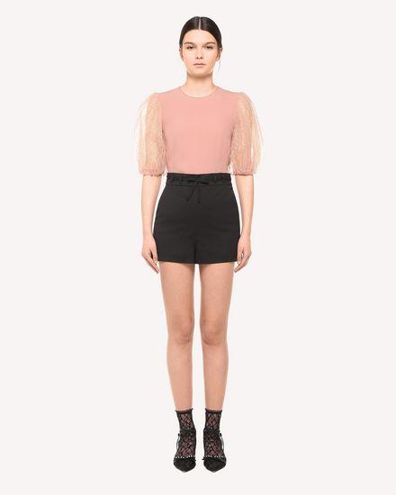 REDValentino Shirt Woman QR3AA1050WB R13 f