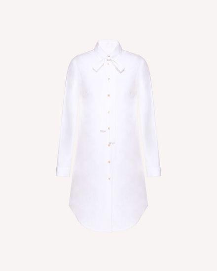REDValentino Shirt Woman QR3AB1U03SJ 001 a