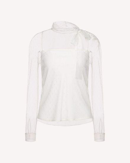 REDValentino Shirt Woman QR3AB1Y01GK A03 a
