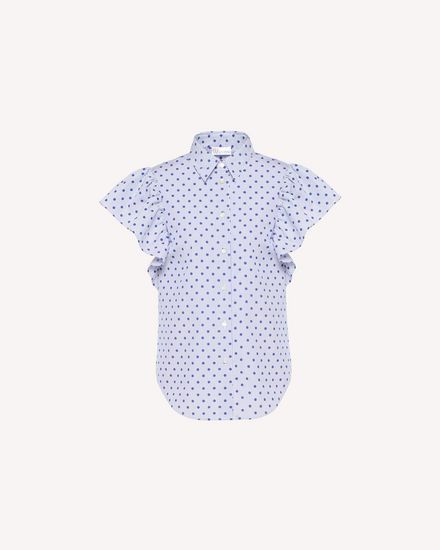 REDValentino Shirt Woman QR3AA0Y53SS AE8 a