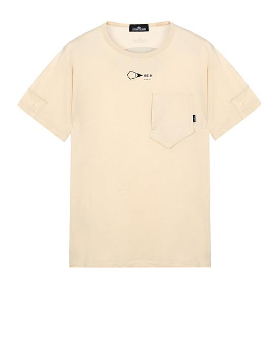 d52b159e Stone Island Shadow Project Short Sleeve t Shirt Men - Official Store