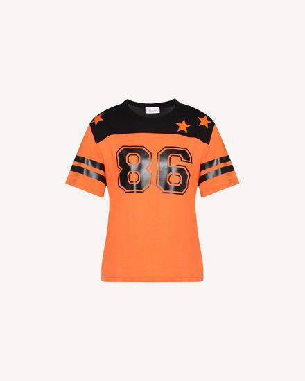 REDValentino T 恤 女士 QR0MG10C47A RR0 a