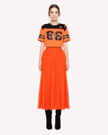 REDValentino T 恤 女士 QR0MG10C47A RR0 f