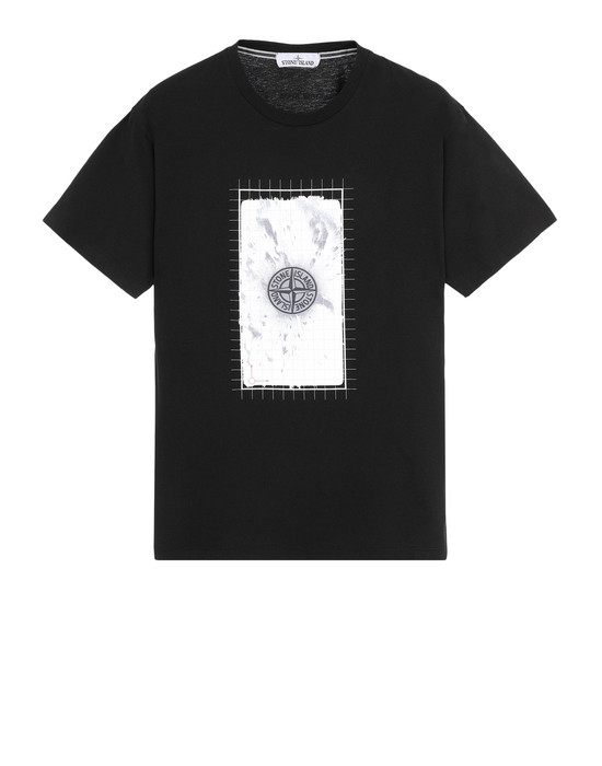f6c460d59 2NS87'GRAPHIC FIVE' Short Sleeve t Shirt Stone Island Men - Official Online  Store