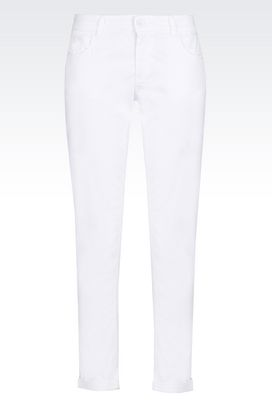 Armani 5 pockets Women trousers