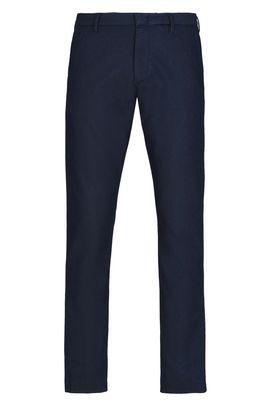Armani Chino Uomo pantaloni chino in cotone operato