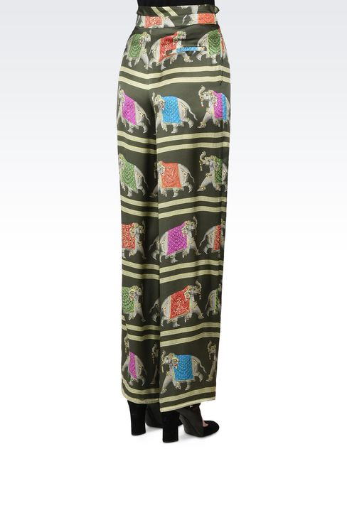 Trousers: Shorts Women by Armani - 4