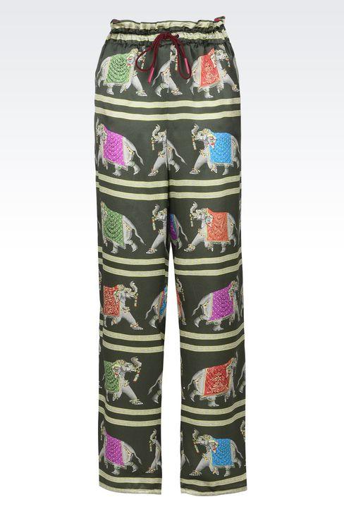 Trousers: Shorts Women by Armani - 1