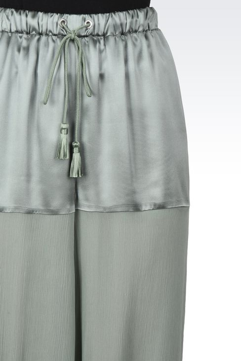 Trousers: Trousers Women by Armani - 5