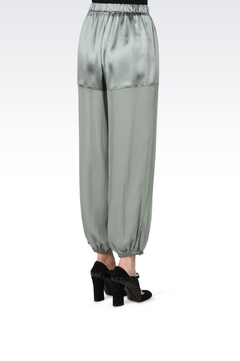 Trousers: Trousers Women by Armani - 4