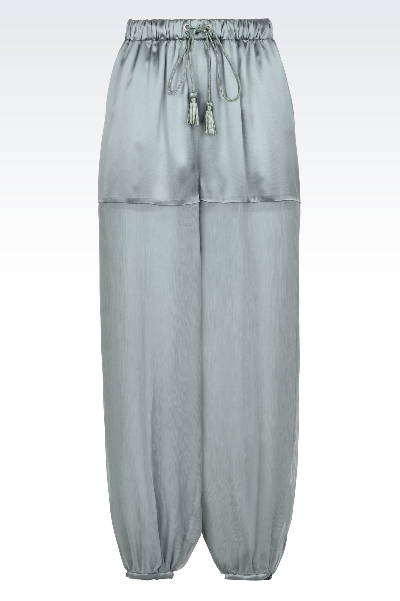 Trousers: Trousers Women by Armani - 0