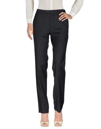Повседневные брюки SANDRO. Цвет: стальной серый