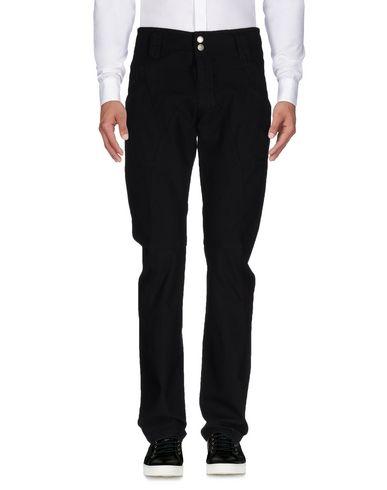 Повседневные брюки HIGH. Цвет: черный