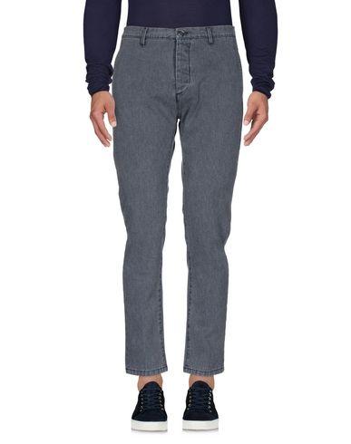 Джинсовые брюки INDIVIDUAL. Цвет: грифельно-синий