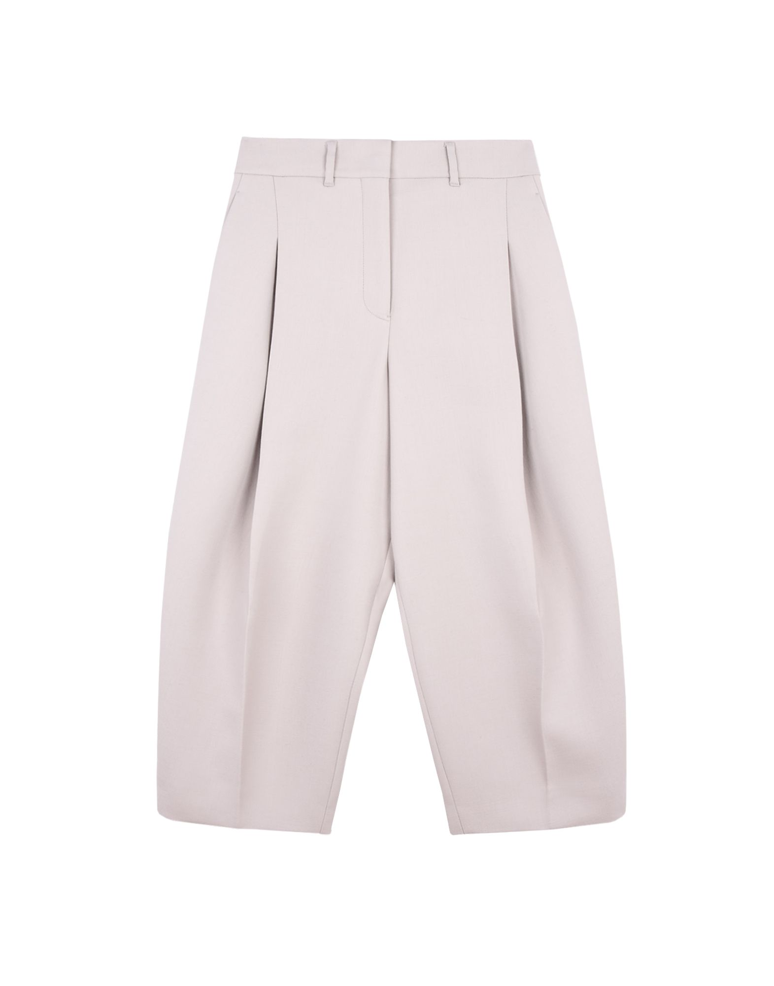 TAILORED PANTS - PALE PINK