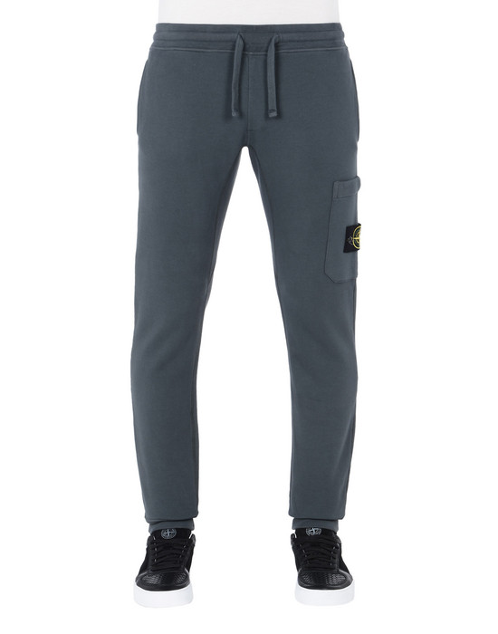 STONE ISLAND Fleece Trousers 60320