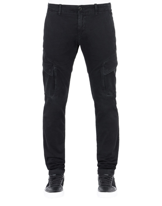 STONE ISLAND Trousers 3EZLN T.CO+OLD