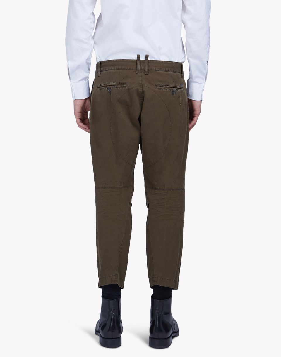 patchwork cargo pants pants Man Dsquared2