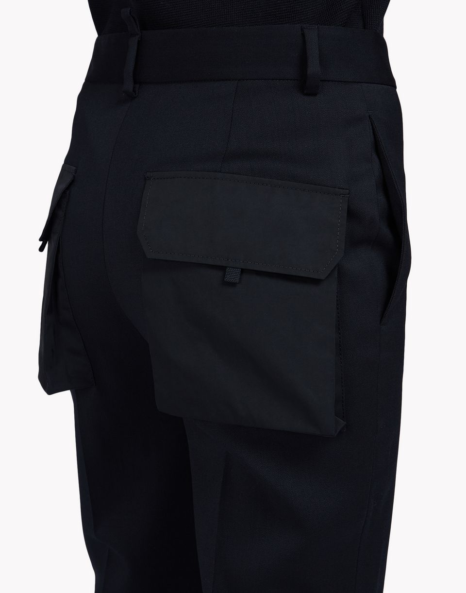 multi-pocket slouch pants trousers Woman Dsquared2