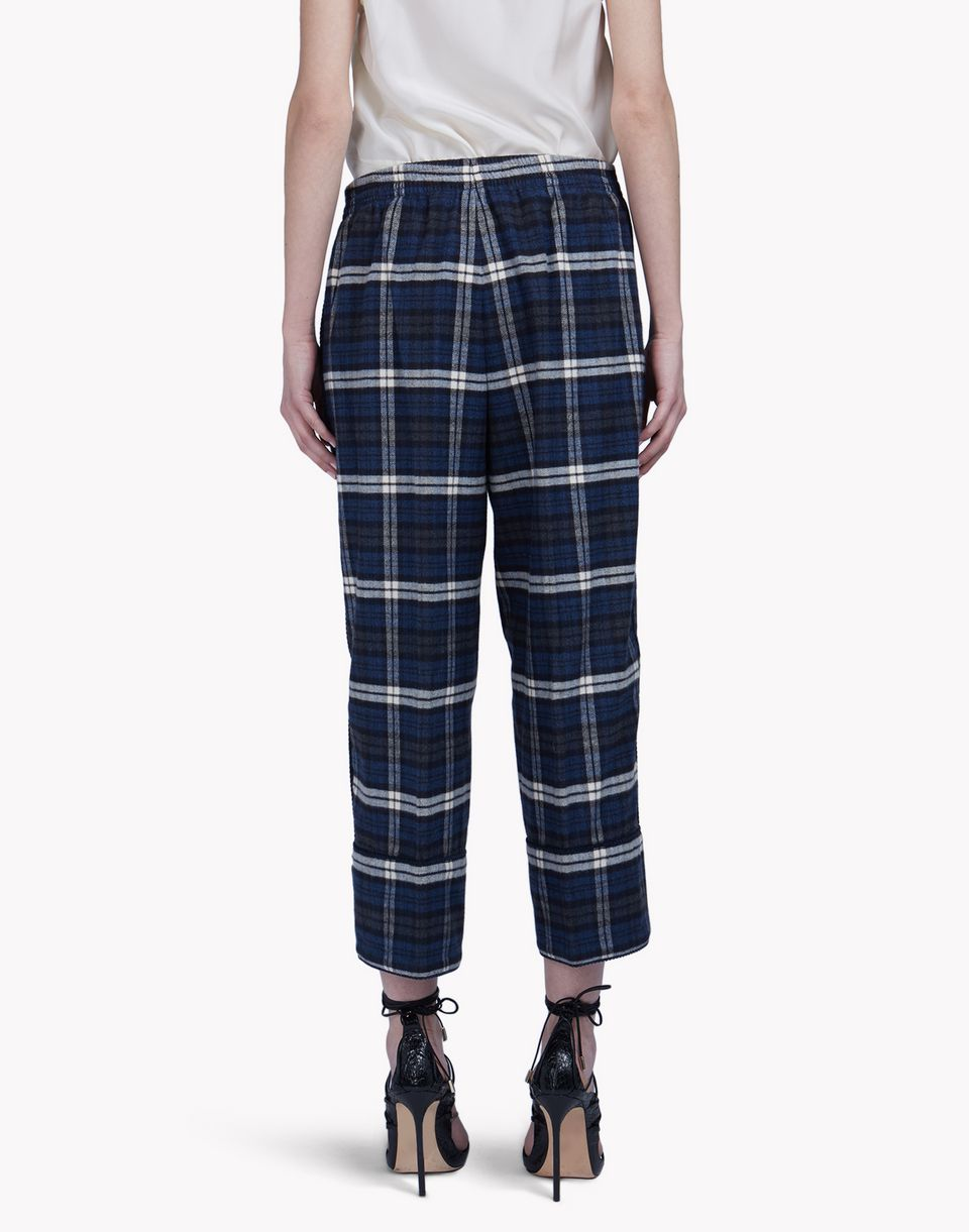 check pyjama pants hosen Damen Dsquared2