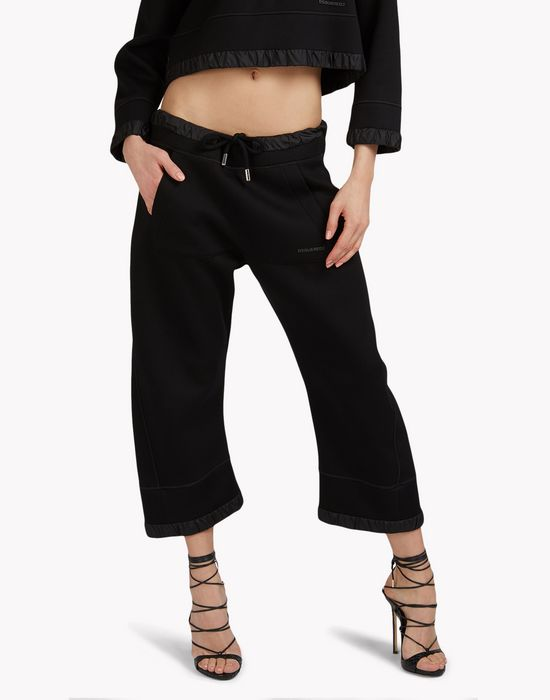 kawaii pocket pants trousers Woman Dsquared2