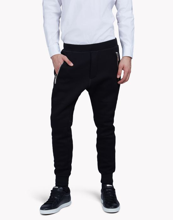 tech-fit jogging pants pantalones Hombre Dsquared2