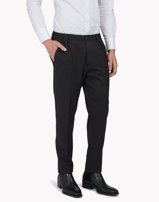 cool wool pants trousers Man Dsquared2