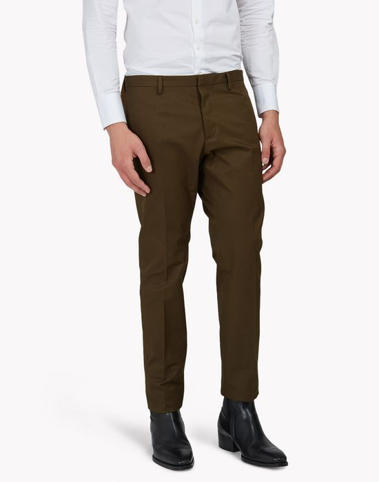 gabardine pants trousers Man Dsquared2