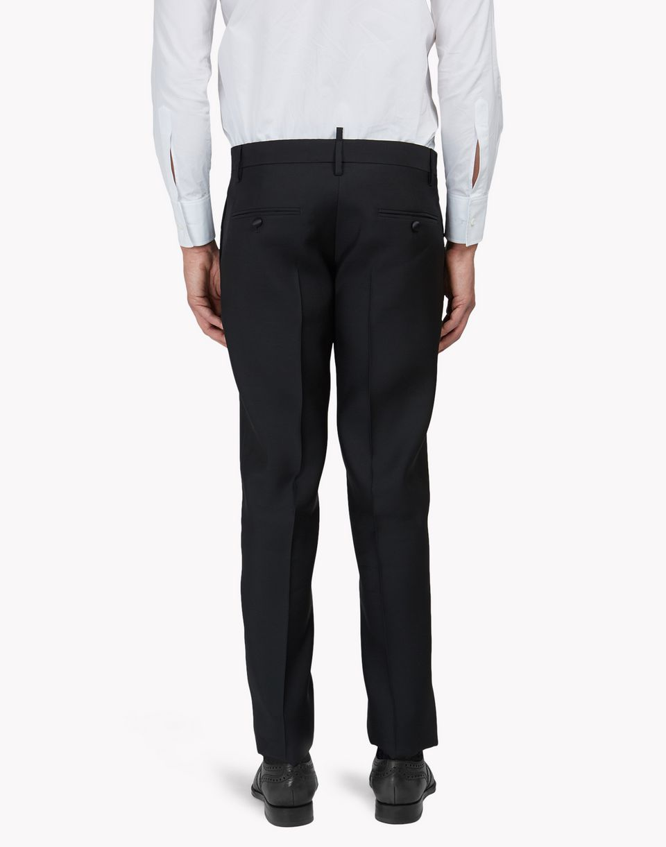 wool silk pants pants Man Dsquared2