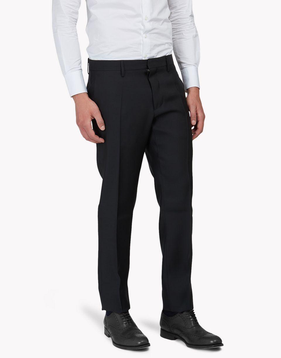 wool silk pants hosen Herren Dsquared2
