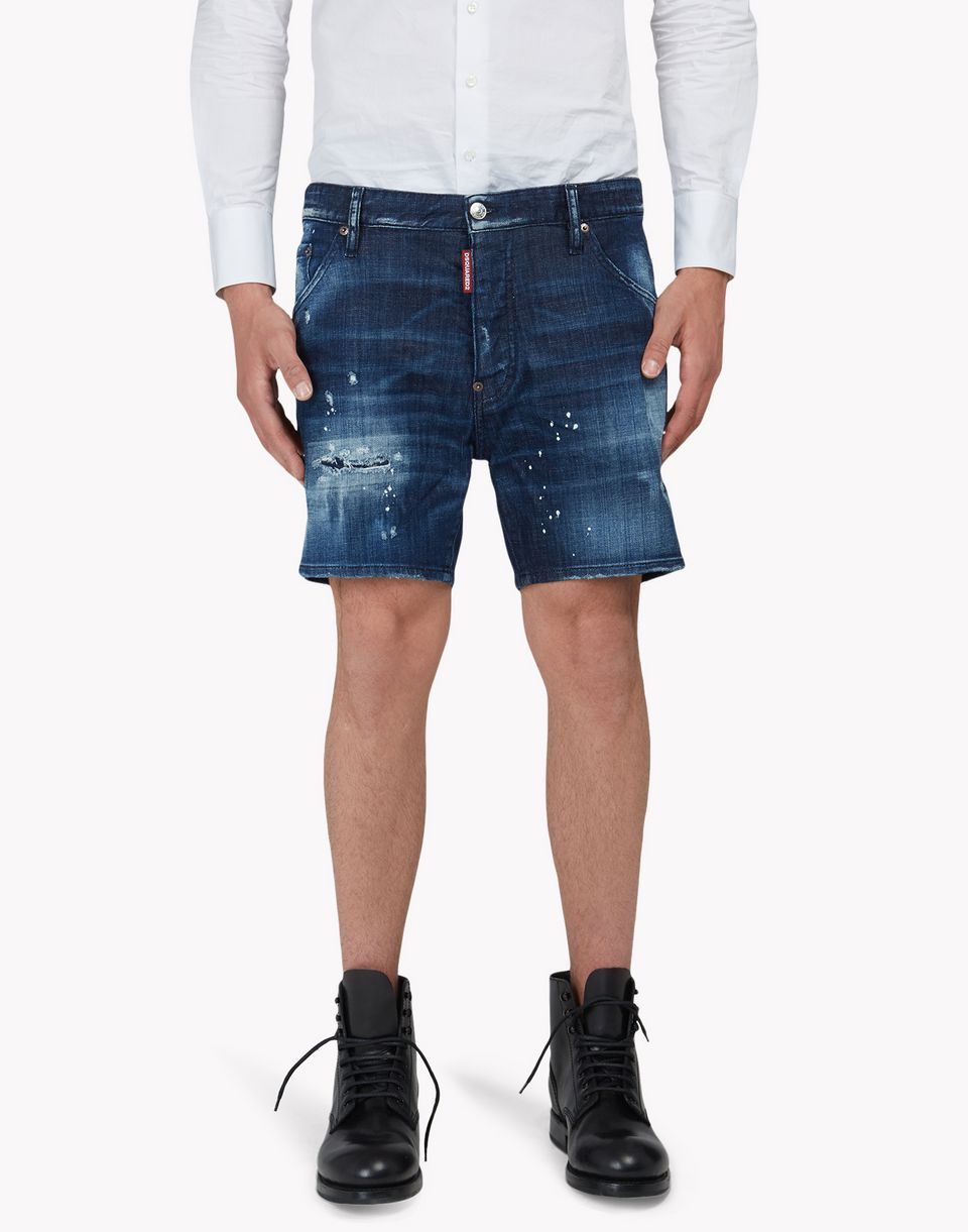 denim shorts hosen Herren Dsquared2