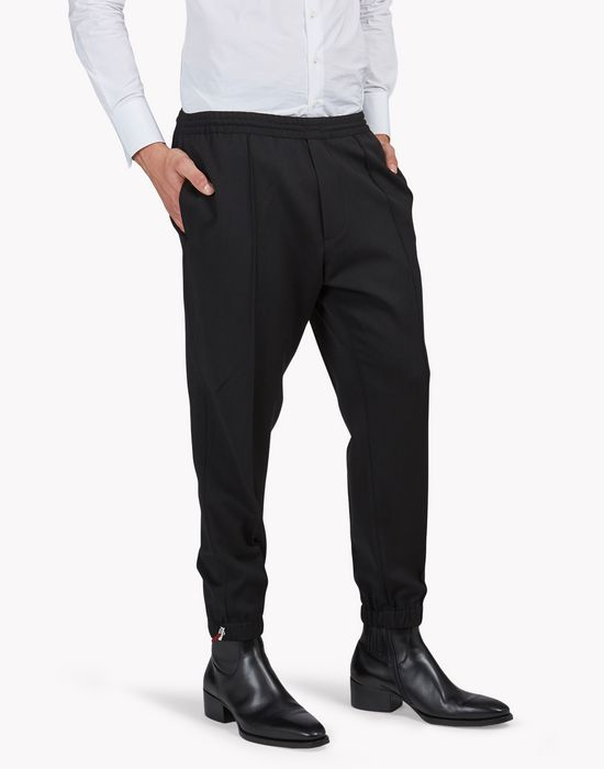 wool cady pants trousers Man Dsquared2