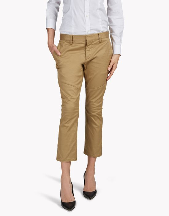 ick pants pants Woman Dsquared2