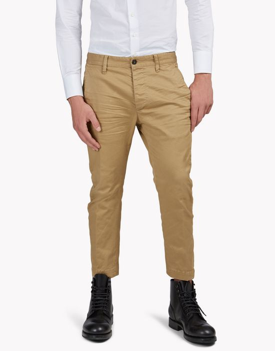 hiking pants pantalones Hombre Dsquared2