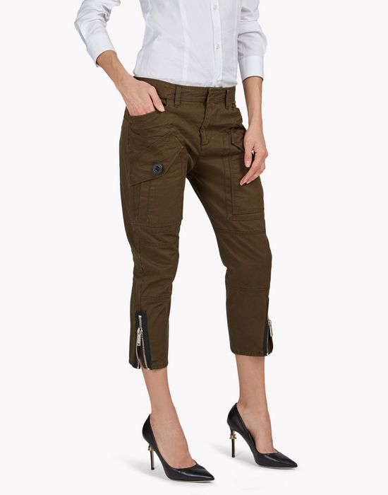 icon pants trousers Woman Dsquared2