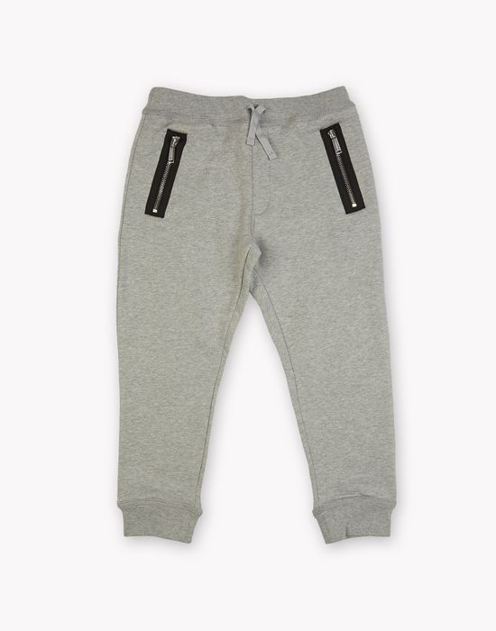 cotton sweatpants trousers Man Dsquared2