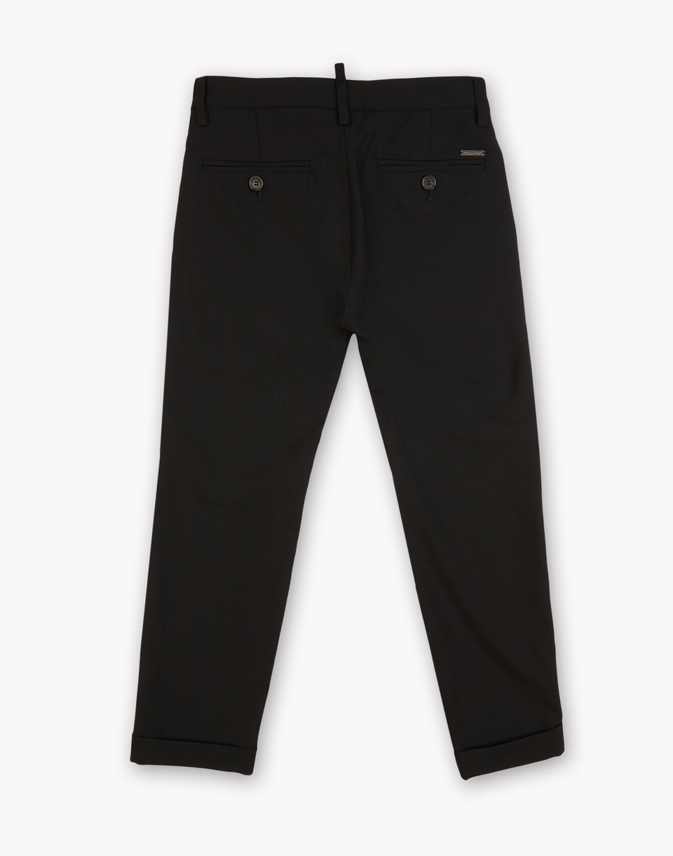 wool pants pants Man Dsquared2