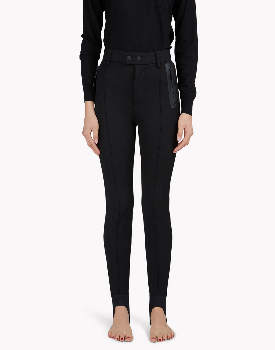 stirrup ski pants trousers Woman Dsquared2