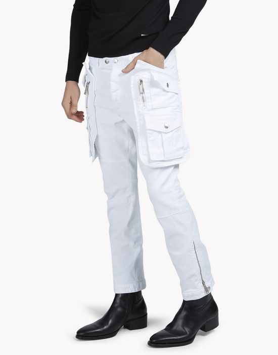biker ski jeans trousers Man Dsquared2