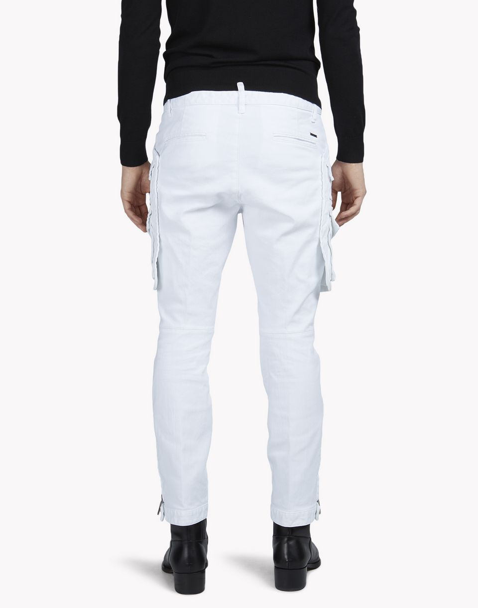 biker ski jeans pants Man Dsquared2