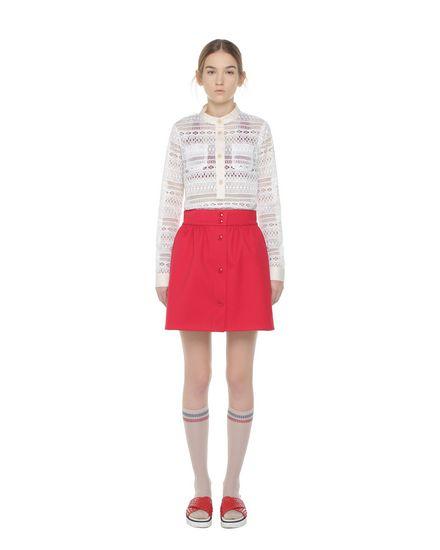 REDValentino Skirt Woman PR3RA2J51Y1 CC7 f