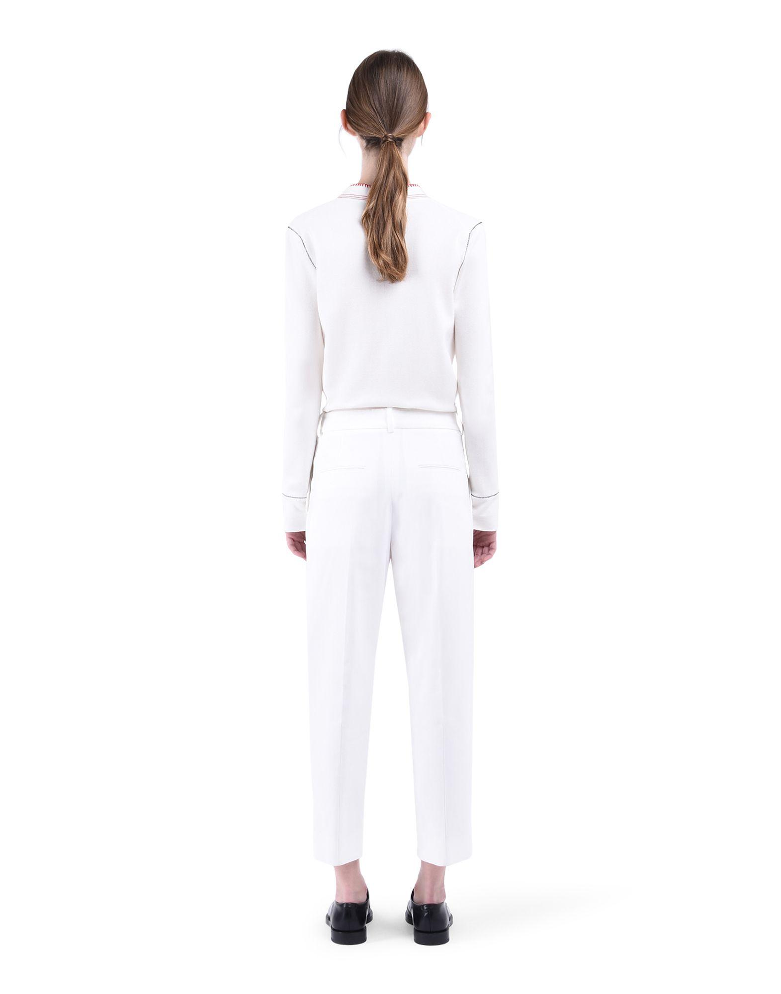 Cropped Pants - JIL SANDER Online Store