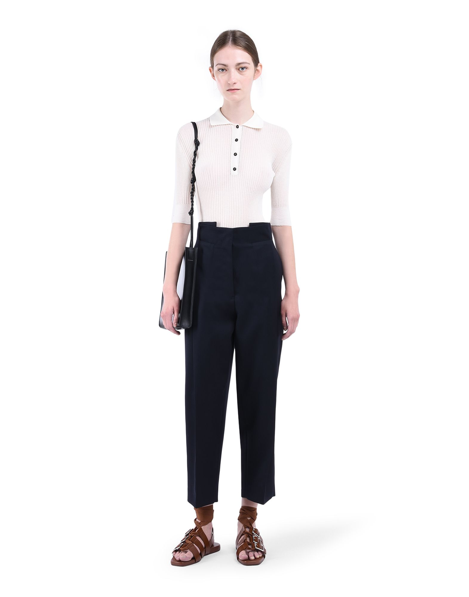 Tailored Trousers - JIL SANDER Online Store