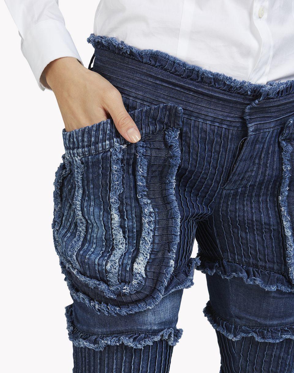 modern amish denim брюки Для Женщин Dsquared2