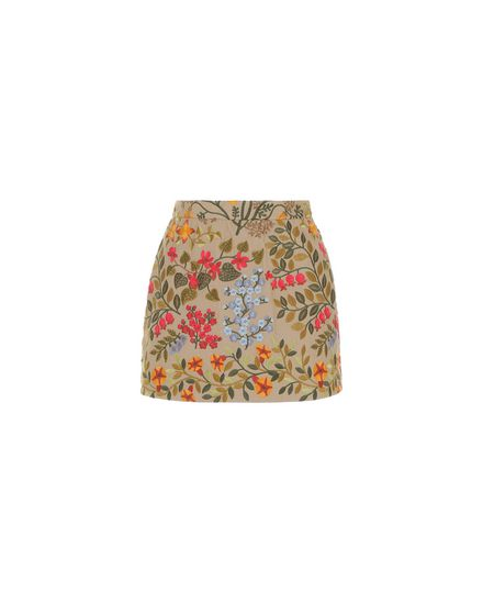 REDValentino Shorts Woman PR3RF00G3GM 191 a
