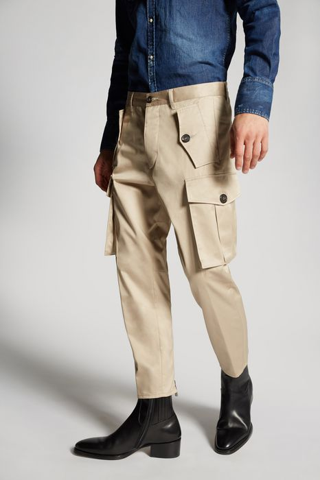 sexy cargo pants pants Man Dsquared2