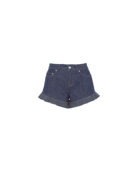 REDValentino 短裤 女士 PR3DD02D3HF 518 a