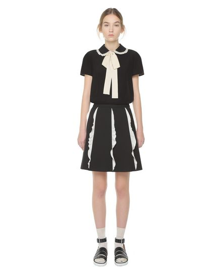 REDValentino Skirt Woman PR3RA2N53FT 0NA f